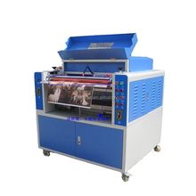 Printing paper coating machine makeup box
