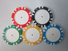 14 Gram Colorful Clay Poker Chips round wedding table cover