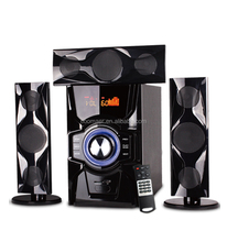 Professional Full Range Stage TV Home Audio Woofer Super Bass Creative 3.1 Hifi Speaker