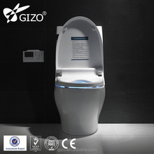swanky Ceramic one piece Automatic Operation Smart Toilet bowl POT