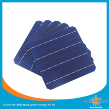 Price for solar cell 6x6 inch 156x156mm poly silicon solar cell low price for solar panel made in Taiwan