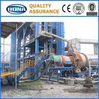portable asphalt batching plant