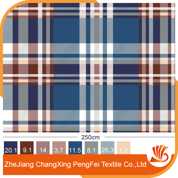 House textile polyester fabric printed