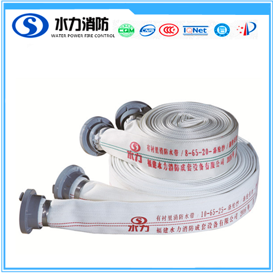 fire resistant PVC flexible lining hose for fire fighting fire nozzle hose