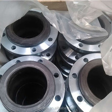 Expansion rubber joint with cold dip galvanizing flange, alibaba trade manager
