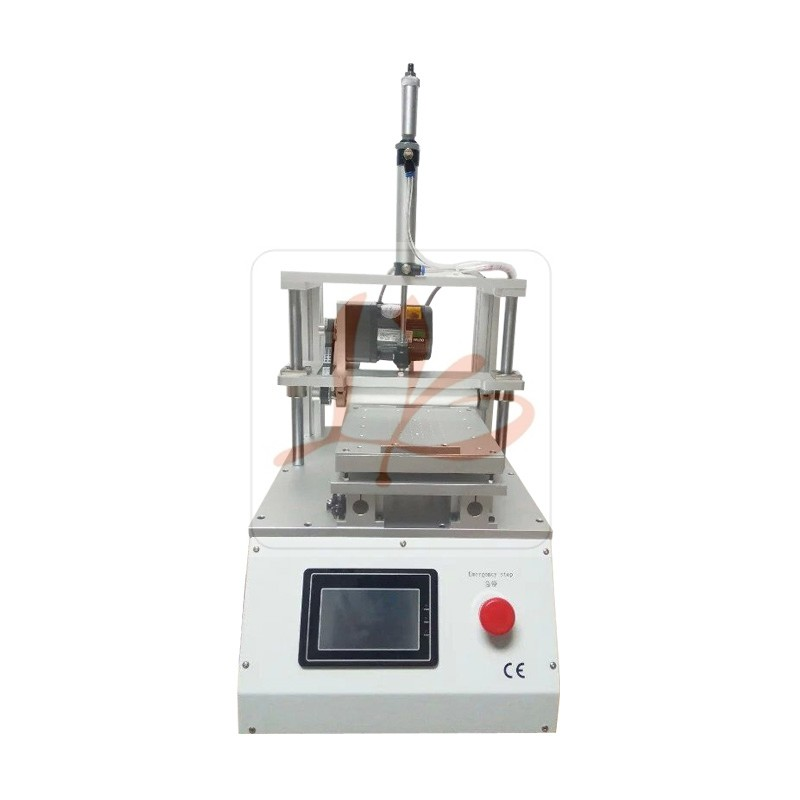 LY 901 V.2 automatic remover Touch screen loca oca glue removing machine for mobile phone lcd screen refurbishment with pump