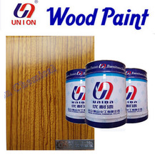 Water based spray wood paint for interior wooden furniture