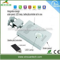 8w Integrated Solar Street Lamp Led