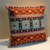 New Knitting Embroidery Cushion Cover