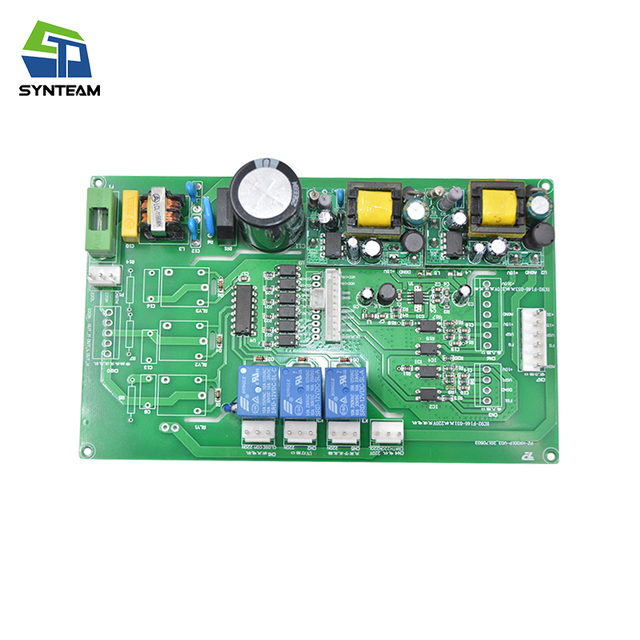 Custom Industrial Air Cooler Control Board Pcb Board Design Voice Control Air Freshener Purifier Pcb Circuit Board