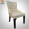Hot sale luxurious hotel leather lobby chair