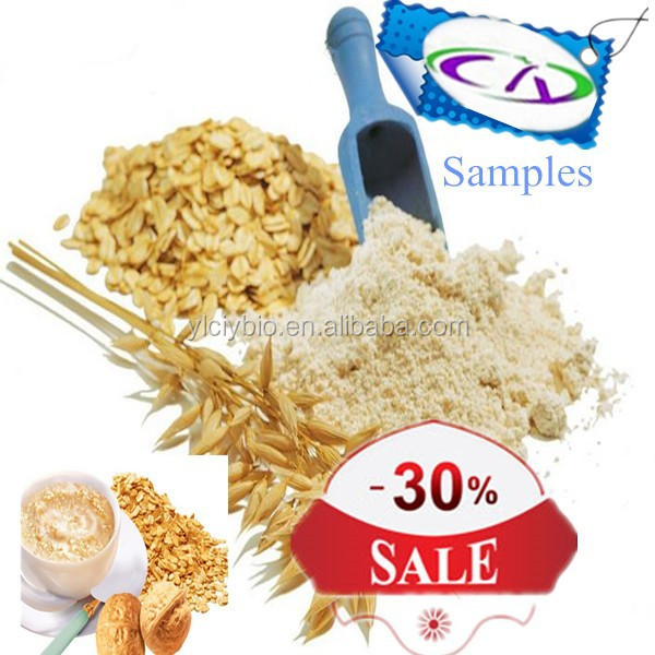 High quality Oat dietary fiber with 10%-90% cellulose/cereal