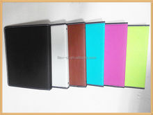 fancy 3 Ring Presentation Binder, PU Leather Cover