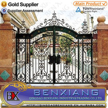 Wrought Iron Gate 2015 New Products Factory Price