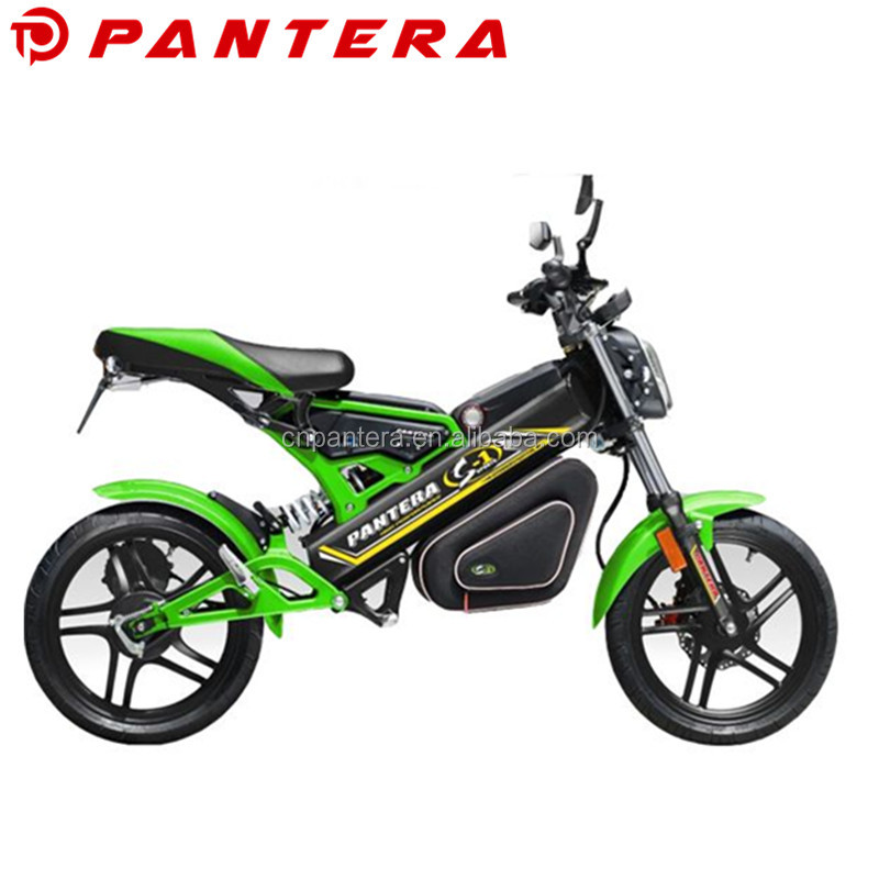 Cheap Kids Mini 36v 48v Electric Motorcycle for Sale 1500w