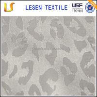 Lesen textile 100% polyester satin jacquard lining material