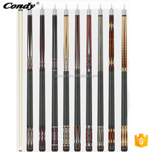 CONDY Canada maple wood nice pool sticks jianying billiards cue
