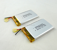 DVD special battery 402845 3.7v 510mah Lithium Polymer Rechargeable Battery