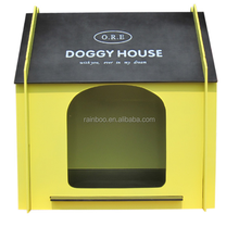 Cheap wooden dog house indoor house