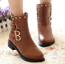 W20811G 2016 fashion boots for women winter women shoes cheap fashion winter boots