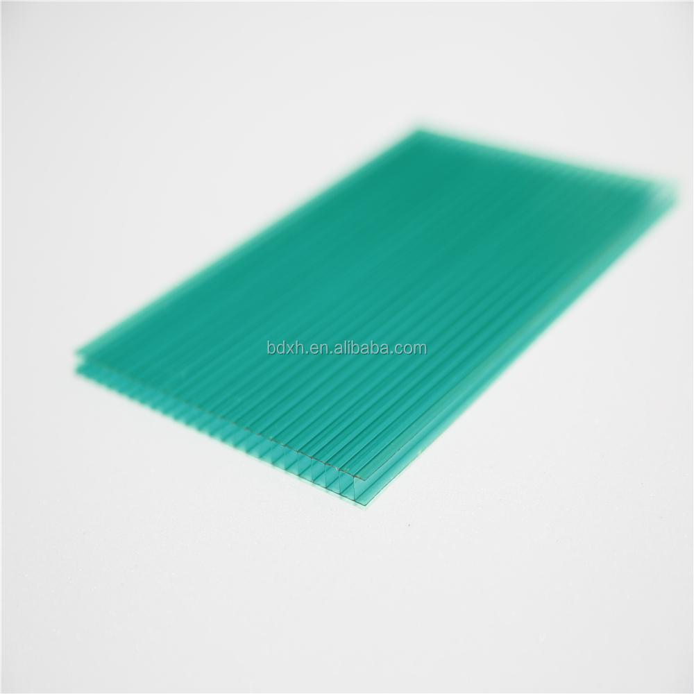 Couleur feuille de polycarbonate double paroi feuille de pc 4mm 12mm d 39 - Polycarbonate 4mm prix ...