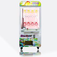 Game Plus Mini Key Master Arcade Toy Claw Crane Prize Game Machine For Sale