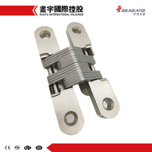 ZInc alloy 30kg door weight concealed hinge tecus type for folding&steel doors
