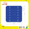 A/B grade high efficiency 125*125 monocrystalline solar cell