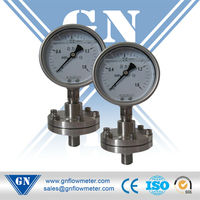 CX-PG-P / TP miniature bourdon tube pressure gauges