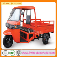 China Manufacturer 200cc Lifan and Zongshen Engines Motorized Tricycle for Adults
