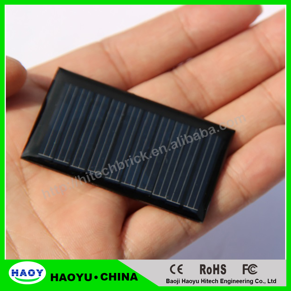 5V 30mA 53X30mm Micro Mini Small Power Solar Cells Panel For DIY Toy, 3.6V Battery Charger Solar LED Light Solar Cell