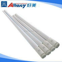 Quality OEM Zhongshan 9.6w 0.6m led motion tube lamp