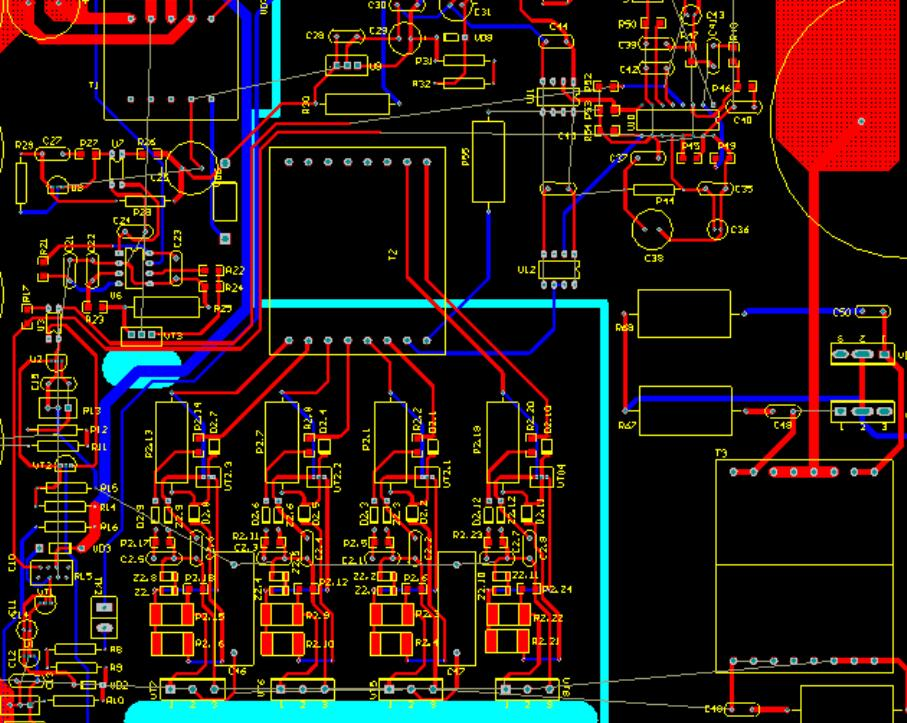 Custom design solution for mobile power bank schematic& PCB layout