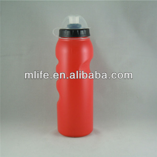 export Australia standard passed PE plastic sport water bottle