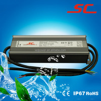 0-10V dimmable constant voltage 42v waterproof 100 watt led driver circuit