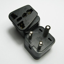 top selling universal travel adapter with small South Africa plug