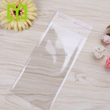 China Supply Transparen Raw Materials Cheap Custom Wholesale Packaging Biodegradable Plastic Clear OPP Bag Wholesale Price