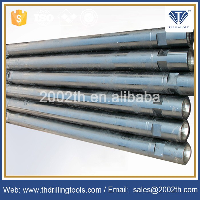 Friction welded IF thread boreholes drilling alloy steel dth hammer drill pipe