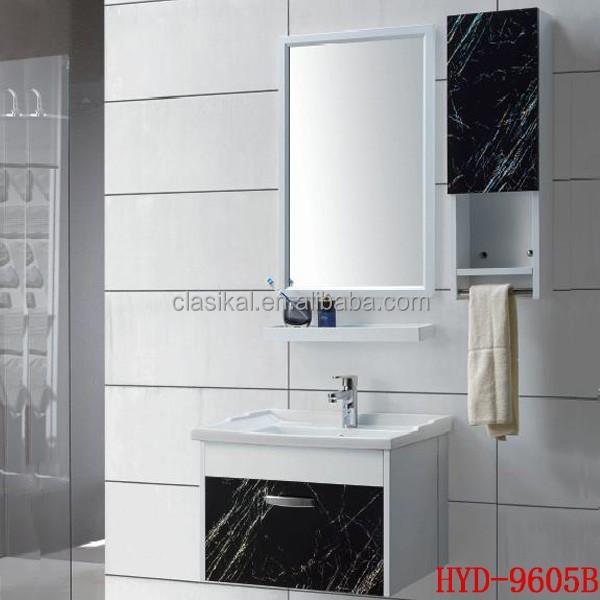 Clasikal model design wall mounted waterproof mounted for Waterproof bathroom cabinets
