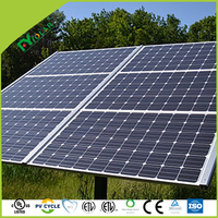 Cheap solar panel factory 240w 250w 260w monocrystalline solar panel price