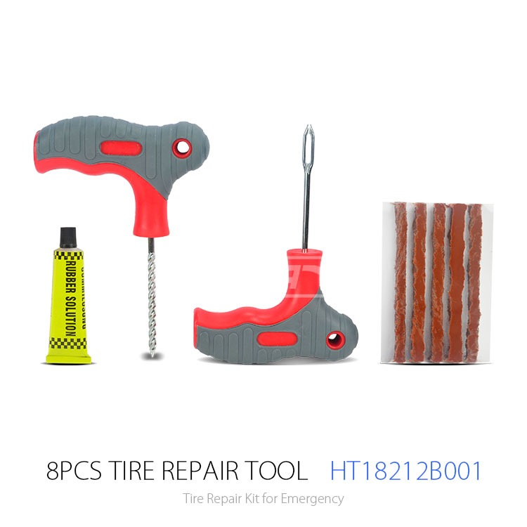 High Quality and Hot Sale Tire Repair Kit and Tyre Repair Tools for Car Emergency