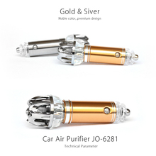 Ionizers and Purifiers for Bad Car Smells Air Cleaner JO-6281