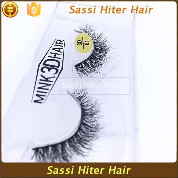 Hot Sale Super Thickness Hs Chemical Eyelash Extensions