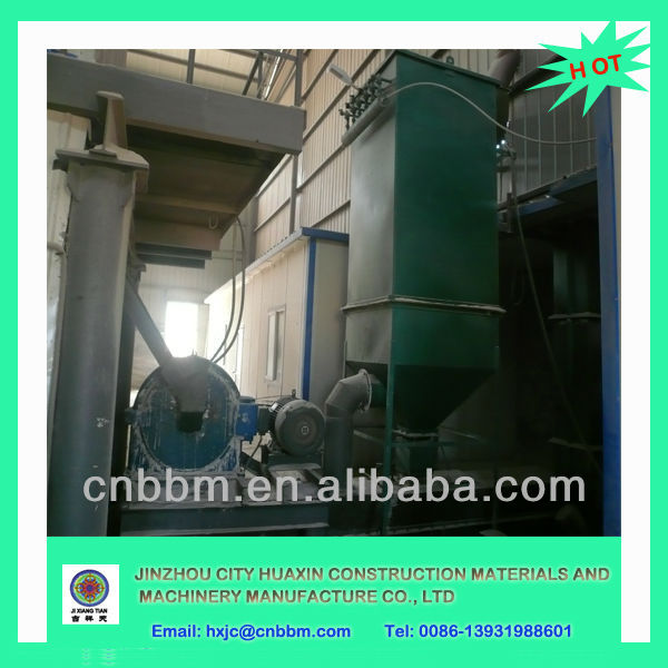 gypsum powder making machinery for wall plaster