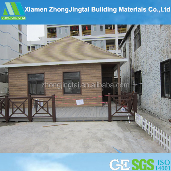 Antique design easy to install prefab houses manufacturers in low cost for sale