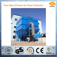 Custom large industrial vacuum cleaner for alumina dust