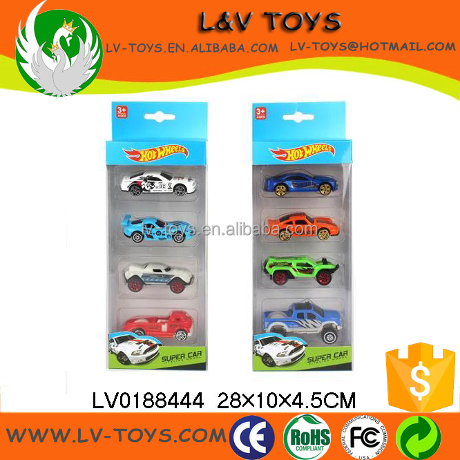 1:64 Miniature metal toy cars small die cast car free wheel vehicle