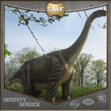 High quality cheap price animatronic theme park power dinosaur