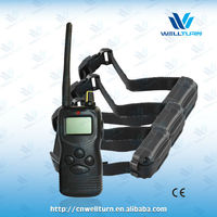 China Factory price Deluxe 3 dogs static shock collar, not used 3 dogs shock training collar with 1000m distance WT731