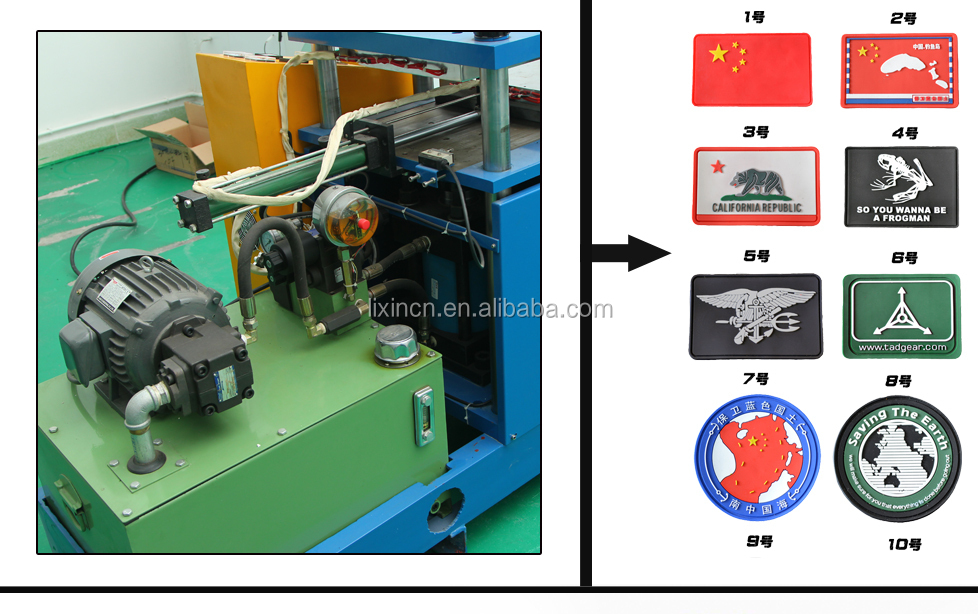 silicone wristbands machine